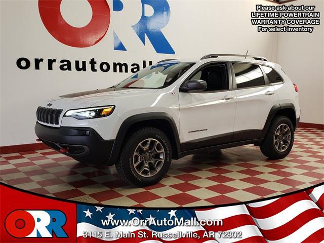 2020 Jeep Cherokee Trailhawk [2]