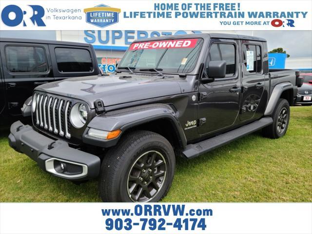 2020 Jeep Gladiator Overland [1]