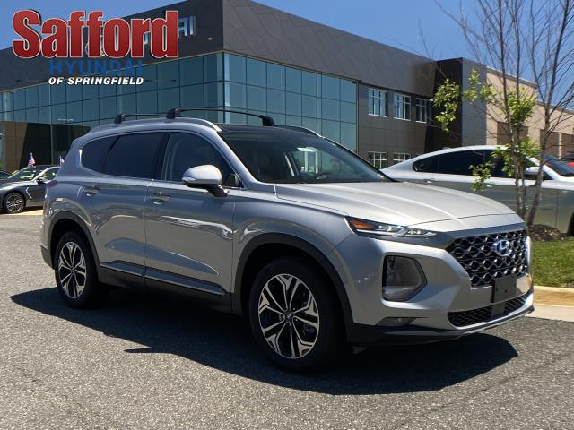 2020 Hyundai Santa Fe Limited for sale in Springfield, VA
