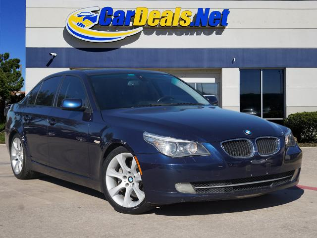 Used BMW 5-SERIES 2008 CARDEALS.NET PLANO 535I