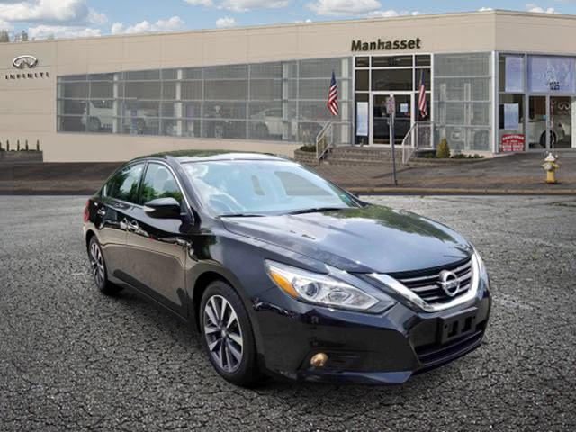 2017 Nissan Altima 2.5 SL [0]
