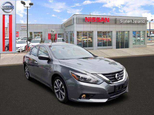 2017 Nissan Altima 2.5 SR Sedan [11]