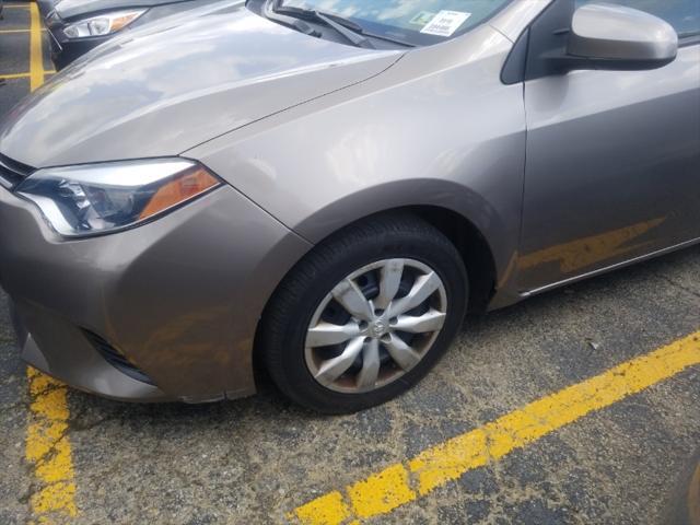 Pre-Owned 2016 Toyota Corolla 4DR SDN AUTO L (SE)