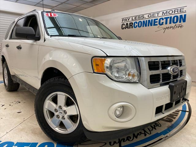 Pre-Owned 2011 Ford Escape 4WD 4DR XLT