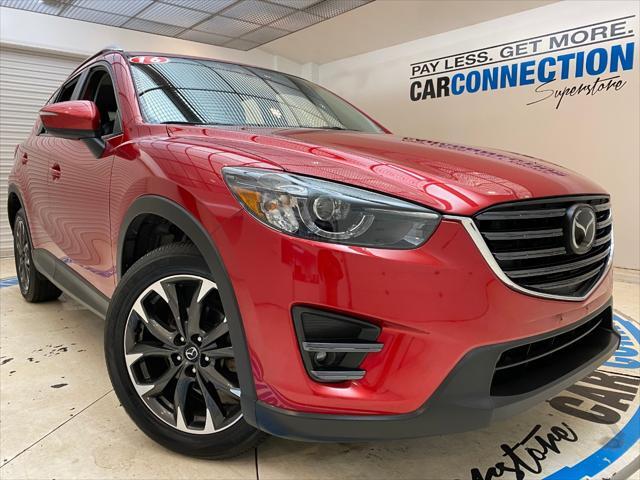 Pre-Owned 2016 Mazda Cx-5 2016.5 AWD 4DR AUTO GRAND TOURING