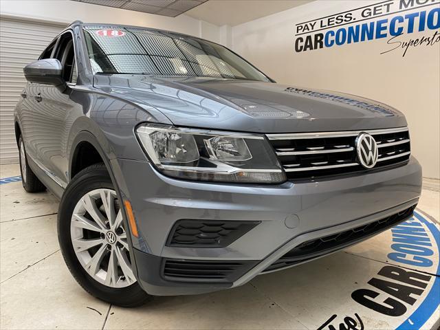 Pre-Owned 2018 Volkswagen Tiguan Se SE