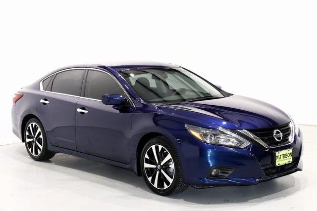 2018 Nissan Altima 2.5 SR [2]