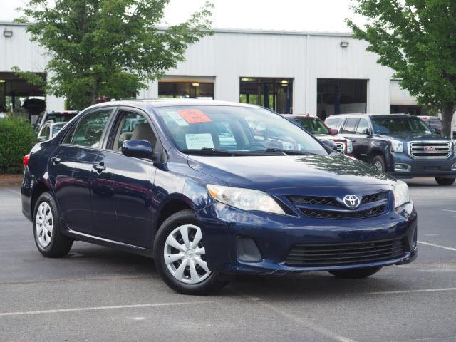 2011 Toyota Corolla LE for sale in Huntersville, NC