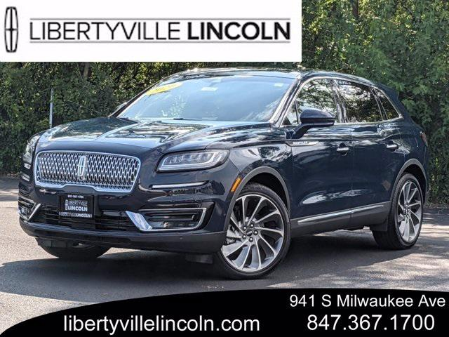 2020 Lincoln Nautilus Reserve for sale in Libertyville, IL