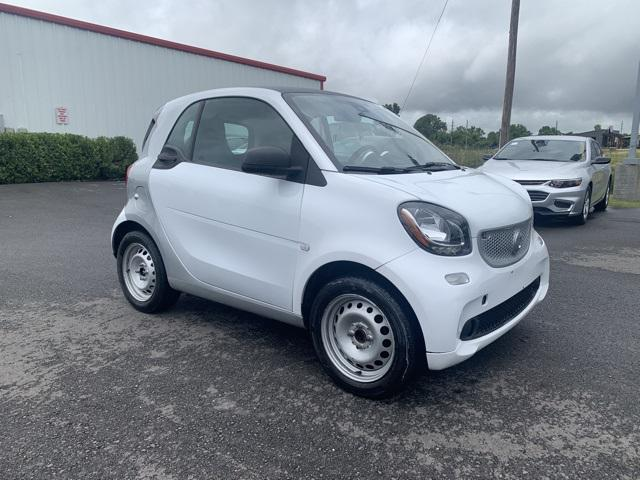 2016 smart Fortwo Passion [8]