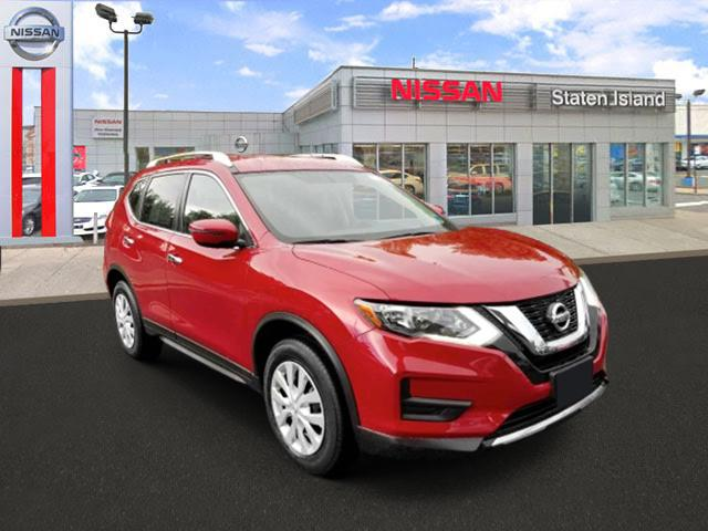 2017 Nissan Rogue AWD S [5]