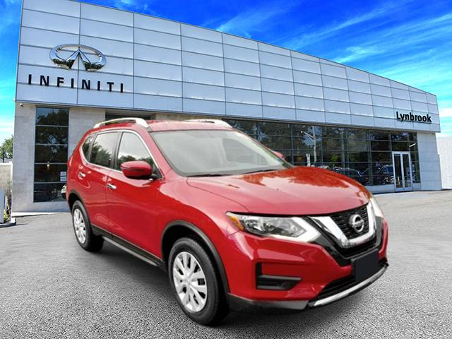 2017 Nissan Rogue S [5]