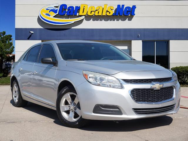 Used CHEVROLET MALIBU-LIMITED 2016 CARDEALS.NET PLANO LS