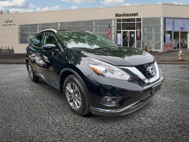 2017 Nissan Murano SL [0]