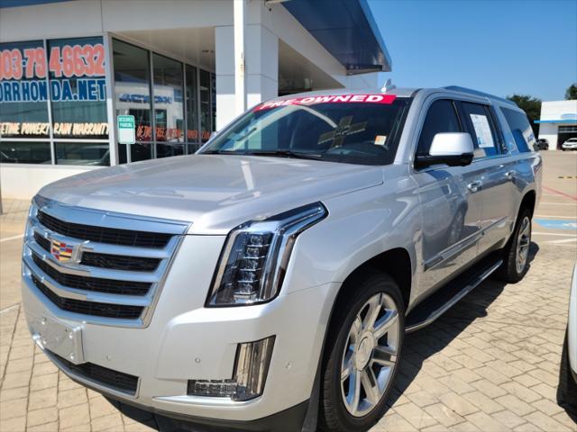 2020 Cadillac Escalade Esv Luxury [8]