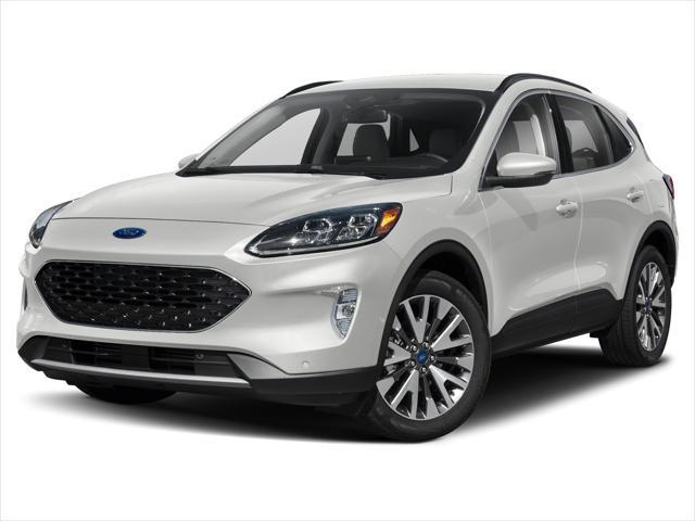 2020 Ford Escape Titanium for sale in Falls Church, VA