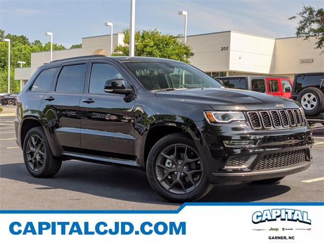2020 Jeep Grand Cherokee LIMITED X SUV Slide