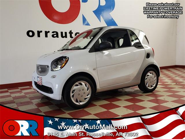 2016 smart Fortwo Passion [9]