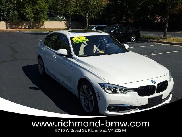 2017 BMW 3 Series 340i xDrive for sale in Richmond, VA