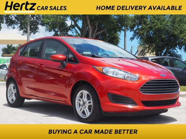 2018 Ford Fiesta SE for sale in West Palm Beach, FL