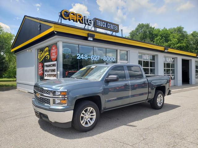 2014 Chevrolet Silverado 1500 LT for sale in Ortonville, MI
