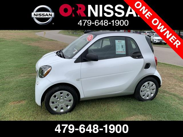 2016 smart Fortwo Pure [17]
