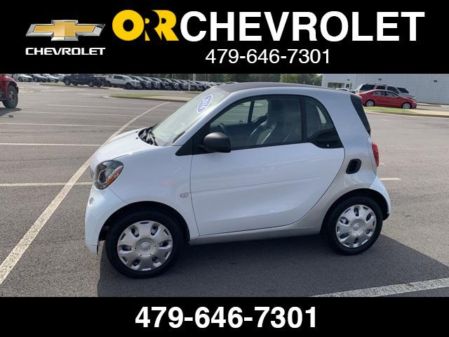 2016 smart Fortwo Pure [19]