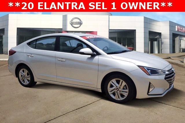 2020 Hyundai Elantra SEL [9]