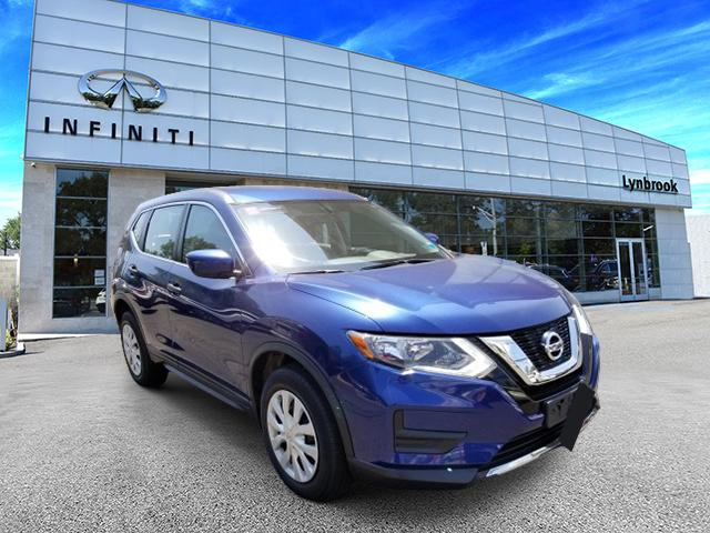 2017 Nissan Rogue S [7]