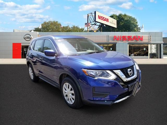 2017 Nissan Rogue S [2]