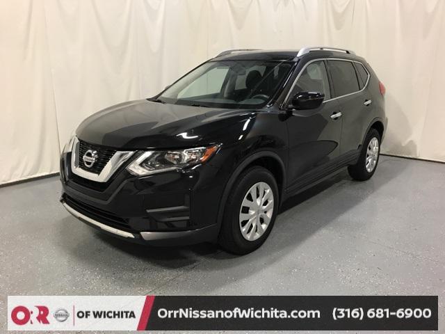 2017 Nissan Rogue S [6]