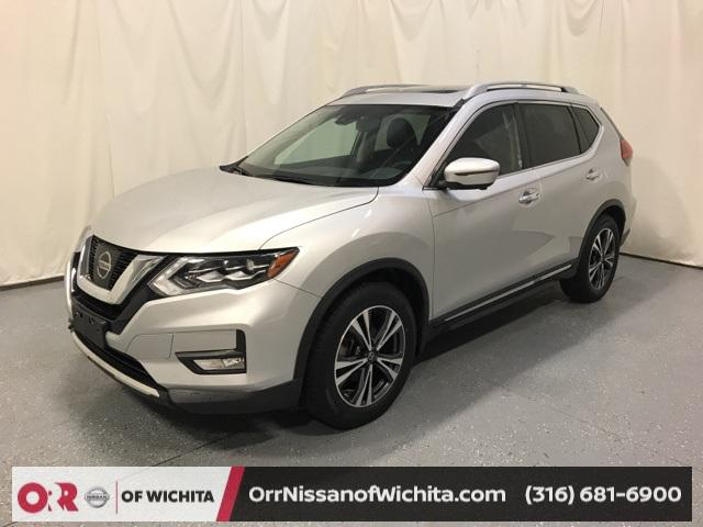 2017 Nissan Rogue SL [8]
