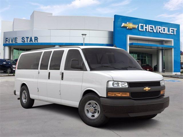 2020 Chevrolet Express 3500 LS