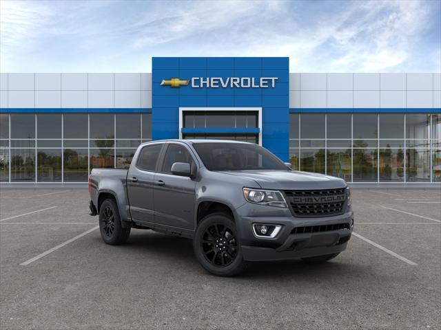 2020 Chevrolet Colorado 4WD LT Short Bed Slide