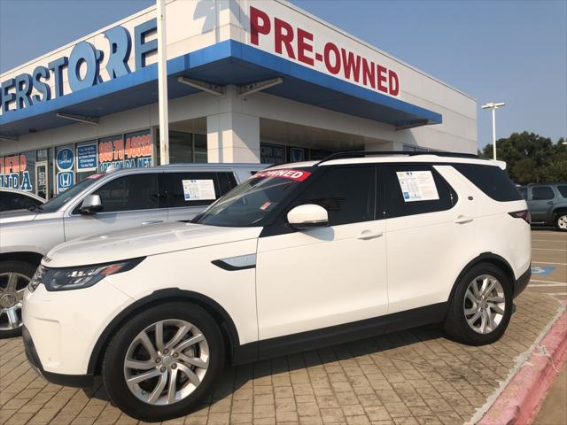 2018 Land Rover Discovery HSE [5]