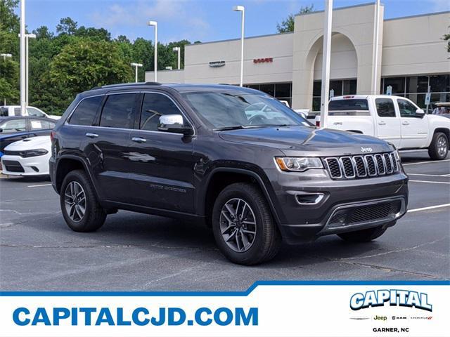 2020 Jeep Grand Cherokee LIMITED SUV Slide