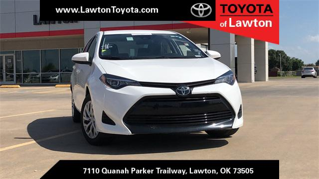 2019 Toyota Corolla LE [18]