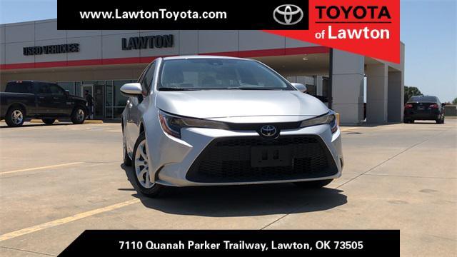 2020 Toyota Corolla LE [9]