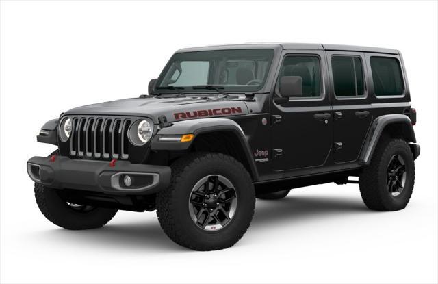 2020 Jeep Wrangler Rubicon for sale in Canoga Park, CA