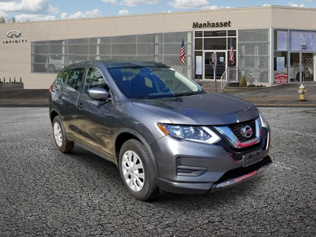 2017 Nissan Rogue S [1]