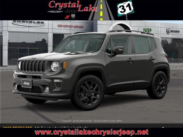 2020 Jeep Renegade Altitude for sale in Crystal Lake, IL