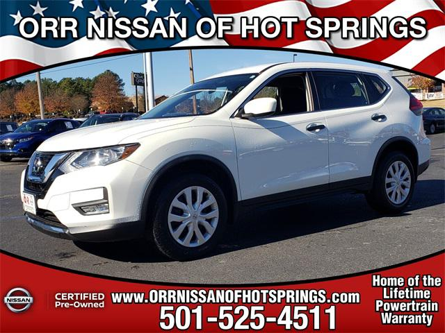 2017 Nissan Rogue S [17]