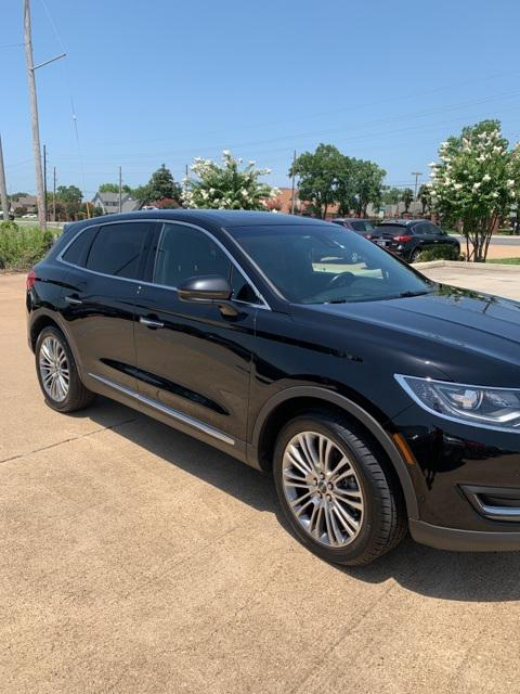 2017 Lincoln Mkx Reserve [2]