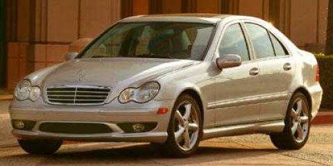 2007 Mercedes-Benz C-Class 3.0L Luxury