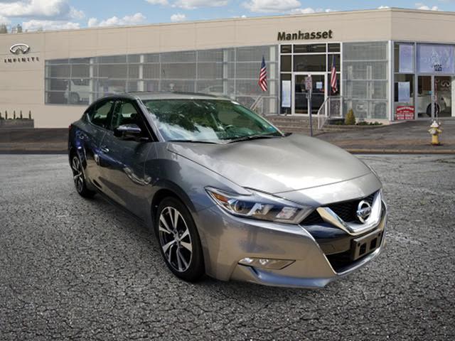 2017 Nissan Maxima S [2]