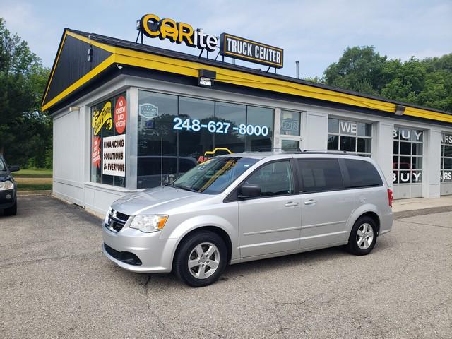 2011 Dodge Grand Caravan SXT for sale in Ortonville, MI