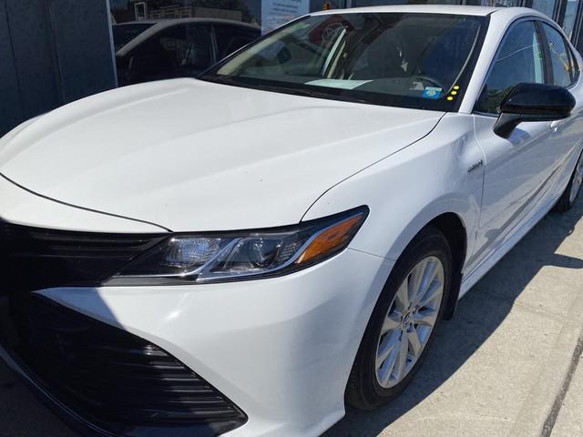2019 Toyota Camry Hybrid LE [2]