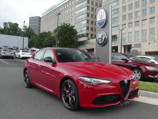 2020 Alfa Romeo Giulia Ti Sport for sale in Vienna, VA