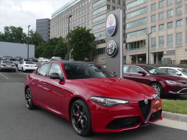 2020 Alfa Romeo Giulia Ti Sport for sale near Vienna, VA