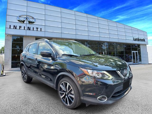 2017 Nissan Rogue Sport SL [0]